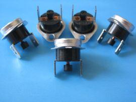 KSD301系列 突跳式溫控器(手動復位)