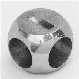L型三通球体(Q45F)