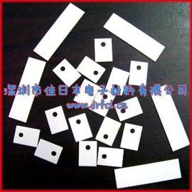 批量供应导热陶瓷片 氧化铝陶瓷垫片 焊机绝缘陶瓷垫片