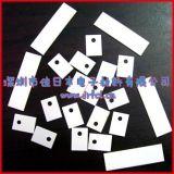批量供應導熱陶瓷片 氧化鋁陶瓷墊片 焊機絕緣陶瓷墊片