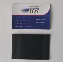 磁铁名片 磁性名片卡片 磁性冰箱贴