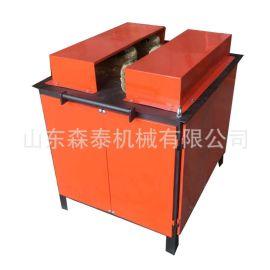 生产多功能钢筋除锈机 受潮生锈钢筋打磨机 螺纹钢钢管抛光机