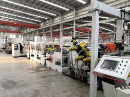 厂家热销 PET多层共挤片材线 PET复合片材生产线 欢迎咨询