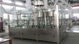 供应三合一 灌装机/小瓶灌装生产线/成套水处理设备