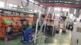 聚氯乙烯粉末造粒生产线 塑料挤出制粒机 PVC造粒设备