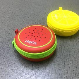 源头工厂新款鼠标收纳盒EVA充电器耳机包装盒收纳盒EVA包定制批发