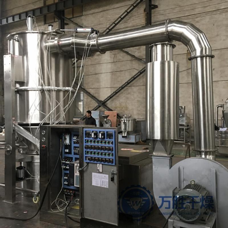 直销FL系列中药冲剂微囊造粒机 食品速溶颗粒专用一步沸腾制粒机
