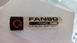 供应孚安特/FANSO ER341245H 36000mAh,能量型,锂亚硫酰**电池,