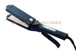 BaByszsw貝貝絲廠家直銷家用美髮直髮造型工具陶瓷玉米五齒電夾板新款40w直髮器