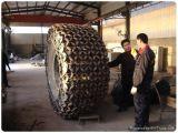 統威50裝載機防滑鏈,23.5-25輪胎保護鏈