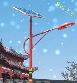 厂家直销6米市政太阳能led路灯,可做工程批发,价格实惠