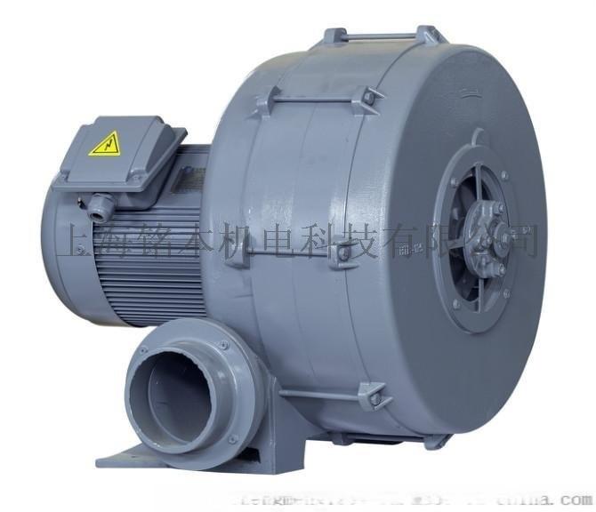 熱銷HTB75-032鋁殼0.2KW透浦式鼓風機