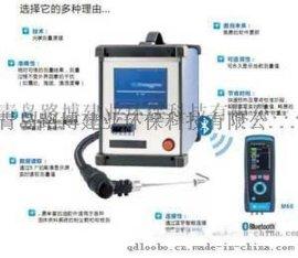 直讀式鐳射法測排放濃度德國菲索煙塵分析儀粉塵儀STM 225