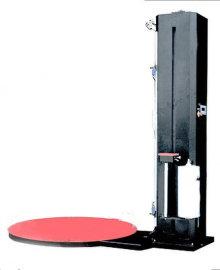 广州转盘式缠绕膜缠绕包装机 梧州阻拉自动薄膜缠绕机