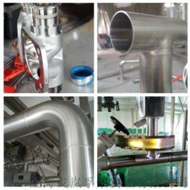不锈钢管环缝自动焊接机