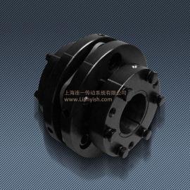 上海连一厂家直销DY18膜片胀套联轴器 胀套联轴器