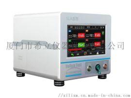 厦门希立音箱气密性检测仪 柜式气密性测试工装