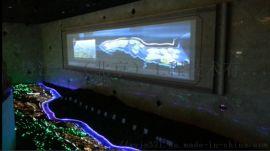 一势江山展厅多媒体互动点击 /工业数字沙盘商情