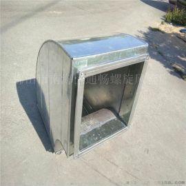 广东地区镀锌螺旋风管专业加工风管厂 价格优惠
