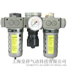 DPC台湾进口 K856三联件 过滤器 油雾器 调压阀 气源处理