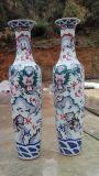 西安開業擺件開業花瓶龍船擺件大鼎擺件定製
