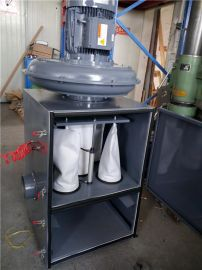 固定式工业吸尘器,打磨切割钻孔雕刻配套吸粉尘吸尘器