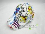 專業帽子廠家 數碼彩色印花嘻哈棒球帽 高檔帽子出口加工定做
