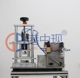气动旋盖机 半自动灌装锁盖机 液体拧盖机 半自动压盖机 出口品质