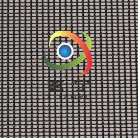 生产供应优质12针涂层涂塑箱包PVC网格布 10*12方格PVC网眼布