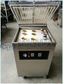 MPD500鱼子酱食品真空包装 食品真空包装机抽真空机封口机商用干湿两用