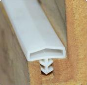 厂家直销硅胶木门、衣柜、铝合金门窗密封条