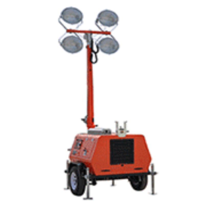 1000W*4金滷燈RWZM42C路得威移動照明車