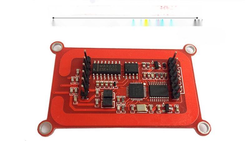 rfid读卡模块RC522串口读写器