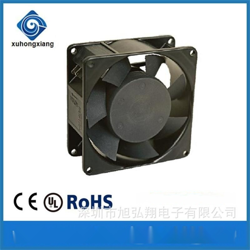 廠家直銷9238直流風扇工業設備散熱風扇含油軸承風扇
