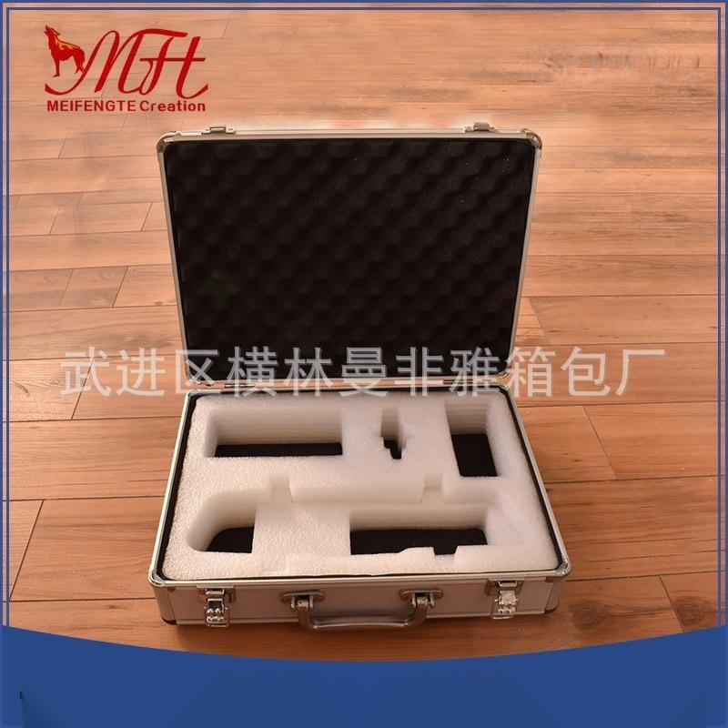 廠家    鋁合金儀器箱 運輸設備儀器航空鋁箱 定製出口品質