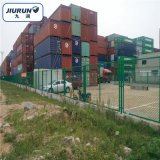 钢板网护栏网 高速公路隔离网 钢板网护栏