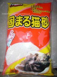 5L台湾红袋圆球猫砂