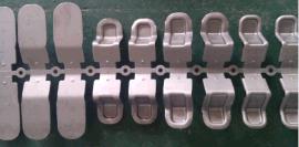 汽车座椅支架连续模 连续成型