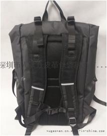 enkoo+RCD721+夹网布双肩背包