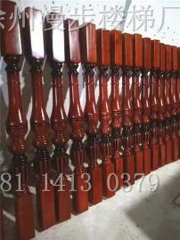 徐州漫步实木楼梯加工厂实木楼梯的价格扶手图片生产厂家立柱批发
