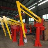 800公斤PJ型平衡吊|上下前後摺疊吊|原理圖