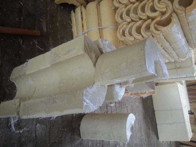 阻燃聚氨酯管托保冷管壳发泡保温板价格