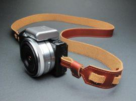 真皮相机背带 - 13