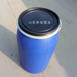 山东塑料桶160升塑料桶160公斤化工桶生产厂家