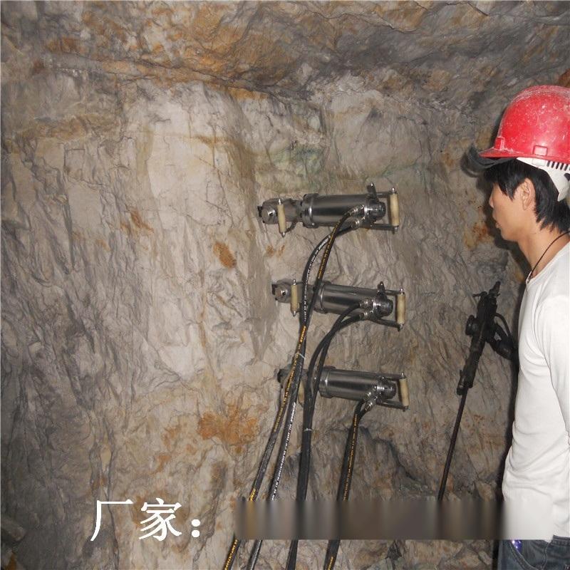 硅矿开采液压分裂机电动型液压分裂机