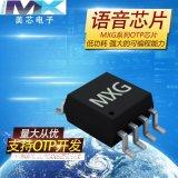 MXG系列语音芯片IC OTP开发定制高品质语音IC 玩具音乐语音IC芯片