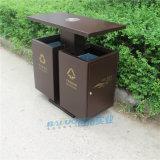 垃圾桶户外物业金属分类垃圾桶物业小区路边分类垃圾箱