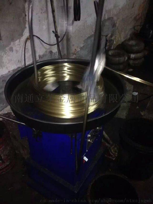 大量生产供应0.7mm高强度镀铜线 镀黄铜钢丝
