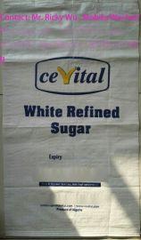50KG装食品级糖用编织袋