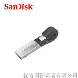 闪迪128GBU盘 iXpandU盘 苹果U盘